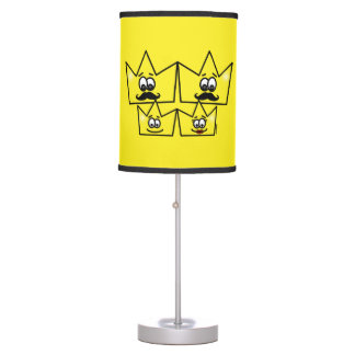 Abajur of Table - Gay Family Men Table Lamp