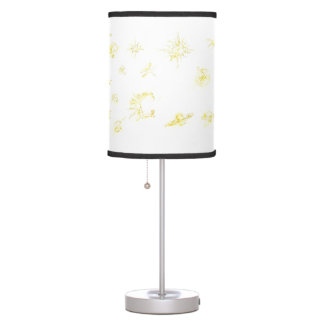 Abajur of the Stars Table Lamp