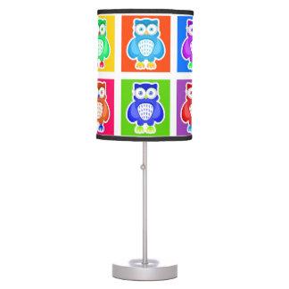 Abajur Owls Desk Lamps