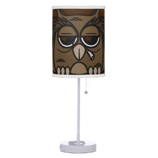 Abajur Sarcastic Owl Table Lamp