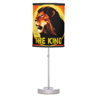 Abajur The King Table Lamp