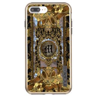 Abaleen Manhattan Beautiful Monogram Incipio DualPro Shine iPhone 8 Plus/7 Plus Case