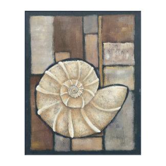 Abalone Shell Acrylic Wall Art