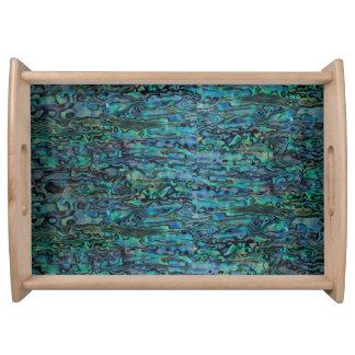 Abalone Shell Tray