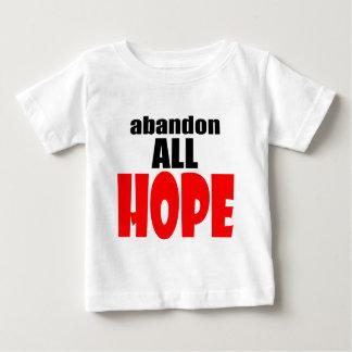 ABANDON all hope abandonallhope marine torpedo lau Baby T-Shirt