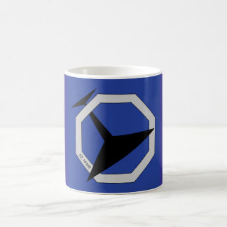 Abandon Flag Logo Coffee Mug
