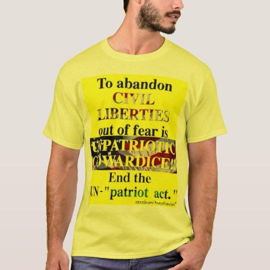 Abandon Liberty T-Shirt