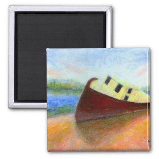 Abandoned Boat, Magnet