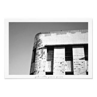 "Abandoned | El Paso Architecture Series 19"" x 13"" Photo Print"