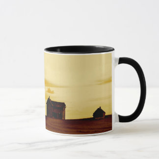 Abandoned Farm in South Dakota Coffee Mug