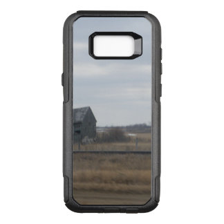 Abandoned Farmhouse Canadian Prairies OtterBox Commuter Samsung Galaxy S8+ Case