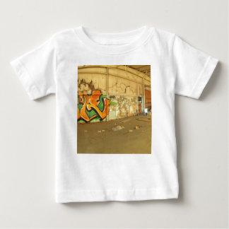 Abandoned Graffiti Baby T-Shirt