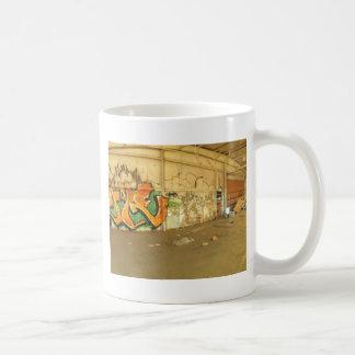 Abandoned Graffiti Coffee Mug