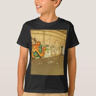Abandoned Graffiti T-Shirt