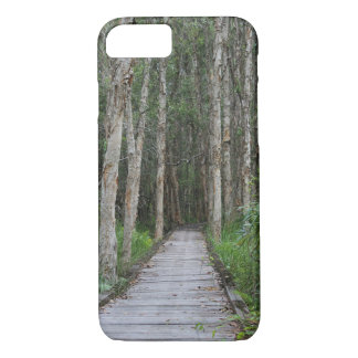 Abandoned in the wilderness iPhone 7 case