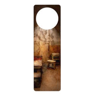 Abandoned - Life sentence Door Hanger