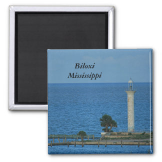 Abandoned Lighthouse Magnet