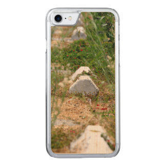 Abandoned Parking Lot Carved iPhone 8/7 Case