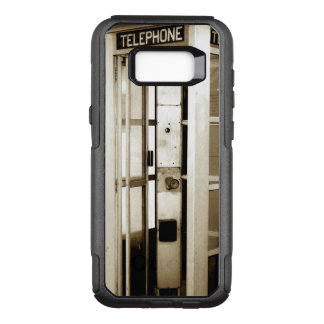 Abandoned Phone Booth OtterBox Commuter Samsung Galaxy S8+ Case