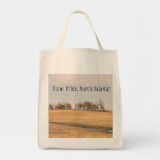 Abandoned Prairie Homestead In North Dakota #3 Tote Bag