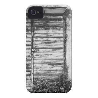 Abandoned shop forgotten bw Case-Mate iPhone 4 cases