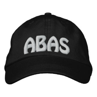 ABAS EMBROIDERED HAT