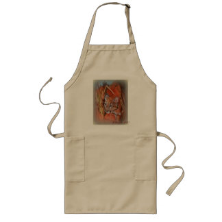 ABAYOMI LONG APRON