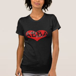 Abba Heart T-Shirt
