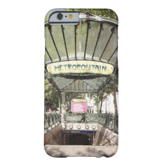 Abbesses Metro, Montmartre, Paris Barely There iPhone 6 Case