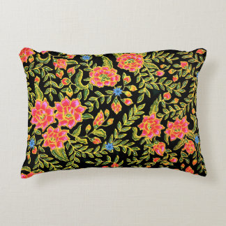 """Abbey Garden"" Accent Pillow"
