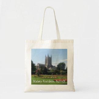 Abbey Gardens, Suffolk, England Tote Bag