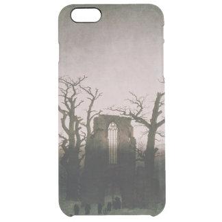 Abbey in the Oakwood, 1810 Clear iPhone 6 Plus Case