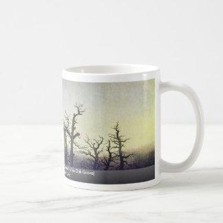 Abbey In The Oakwood Coffee Mug