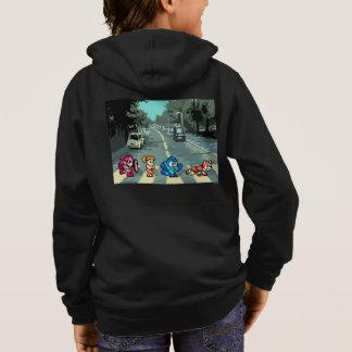 Abbey Road 8-Bit Hoodie