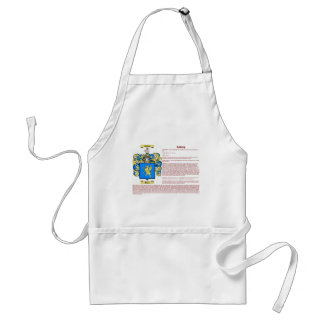 Abbing  (meaning) standard apron