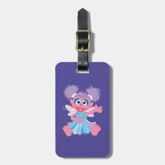 Abby Cadabby Fairy Luggage Tag