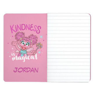 Abby Cadabby - Kindness is Magical | Add Your Name Journals