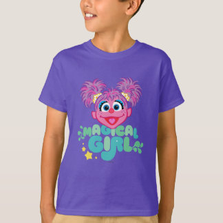 Abby Cadabby Magical Girl T-Shirt