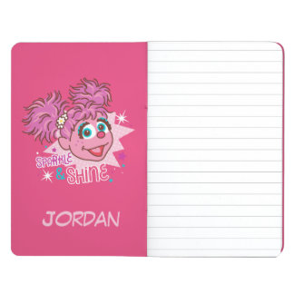 Abby Cadabby - Sparkle & Shine | Add Your Name Journals