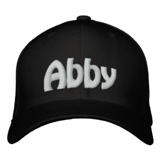 Abby Embroidered Hat