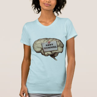 Abby Normal Brain T-Shirt