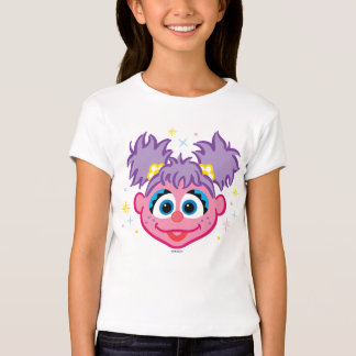 Abby Smiling Face Tee Shirts