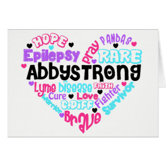 AbbyStrong stationnaire Carte
