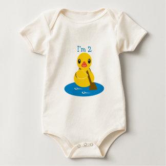 ABC Animal 2nd Birthday T-shirt