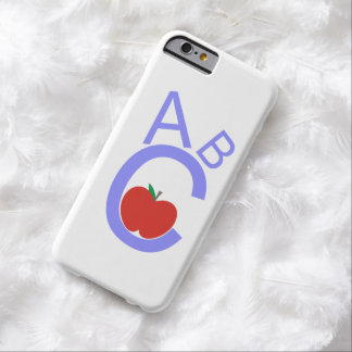 ABC Apple Barely There iPhone 6 Case