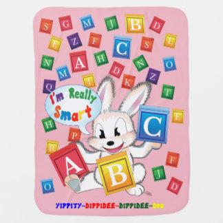 """""""ABC"""" Baby Blanket"""