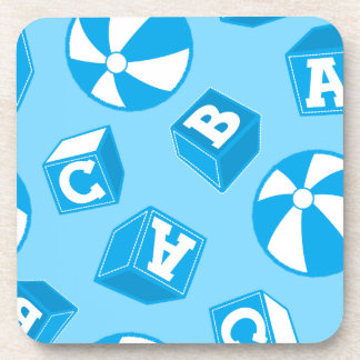 ABC blocks and balls Coaster