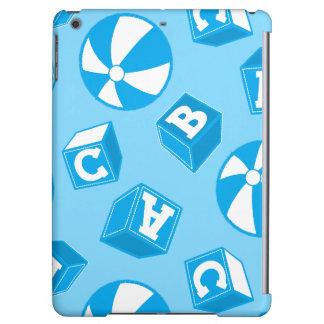 ABC blocks and balls iPad Air Cases