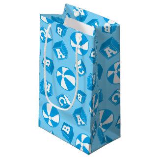 ABC blocks and balls Small Gift Bag