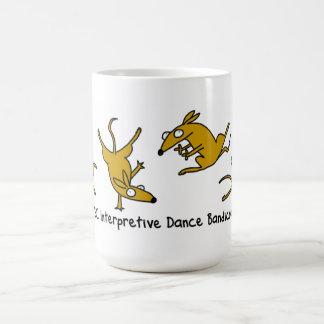 ABC Interpretive Dance Bandicoot Mug